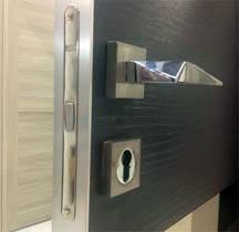 Защелка магнитная AGB на двери Lumio Геона