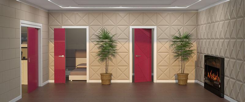 Каталог современных межкомнатных дверей