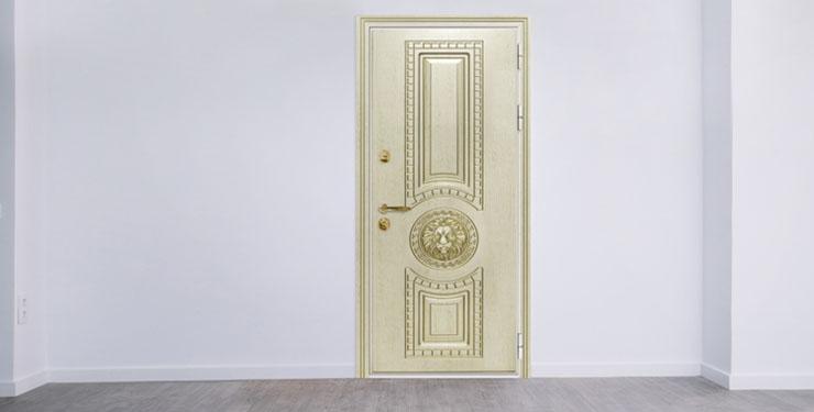 Входная взломостойкая дверь Титан
