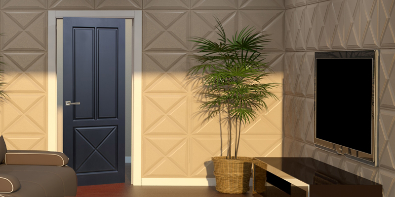 Межкомнатные двери Флекс
