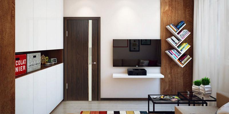 Коллекция межкомнатных современных дверей Modern