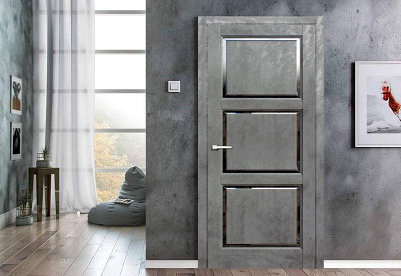 Двери межкомнатные серия Равенна