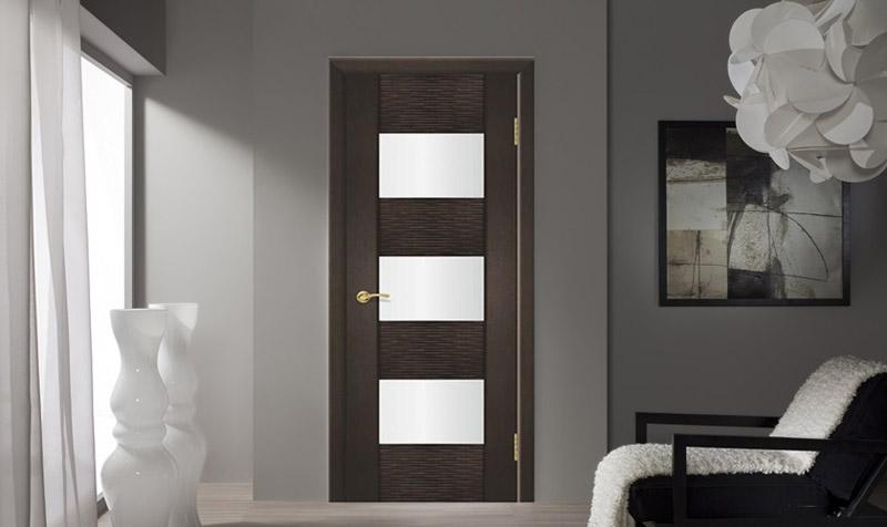 Коллекция моделей современных дверей Ремьеро