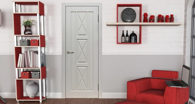 Коллекция межкомнатных дверей Флекс