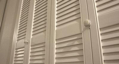 Двери с жалюзи в Уфе